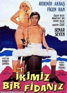 İkimiz Bir Fidanız 1975 Aydemir Akbaş Filmi +18 İzle full izle